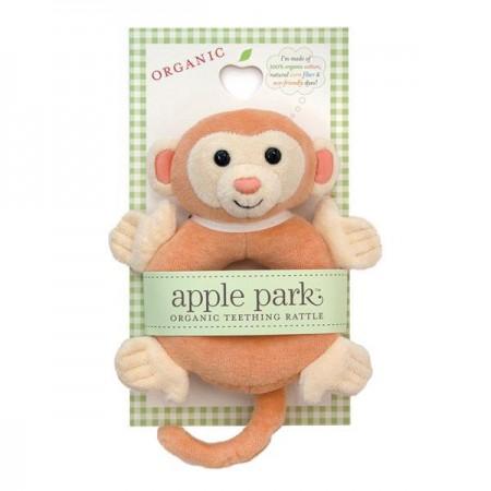 Monkey Soft Rattle