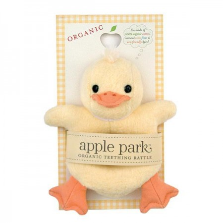 Ducky Soft Rattle