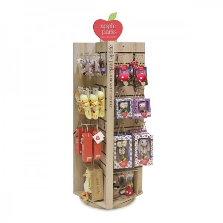 Spinning Retail Display Stand