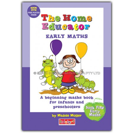 The Home Educator Early Maths Book