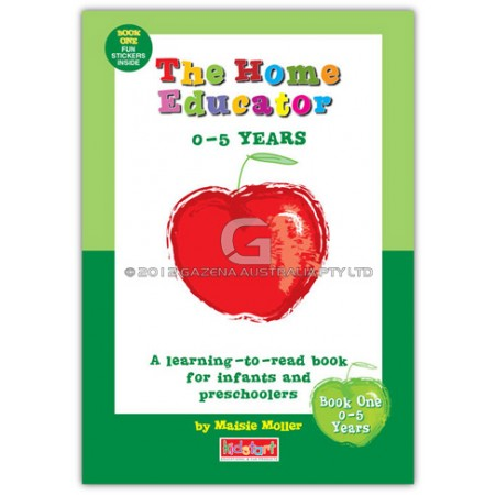 The Home Educator Learning to Read Book