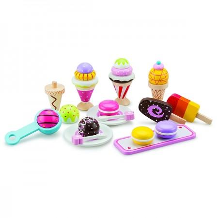 Gourmet Ice Cream Set