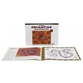 Dreamtime Dot Art Colouring-In Book 2