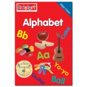 Alphabet Wipe Clean Book