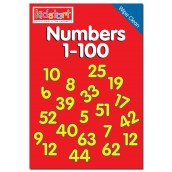 Numbers 1-100 Wipe Clean Book