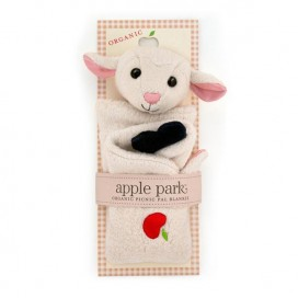 Lamby Blankie Back Card