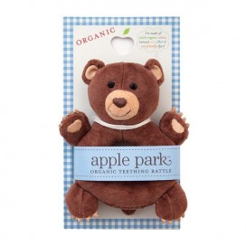 Cubby Soft Rattle