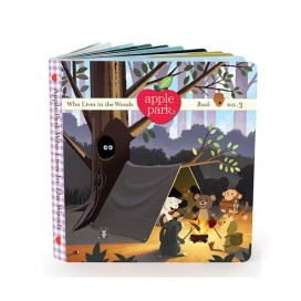 Who Lives in the Woods - Book 3