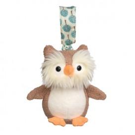 Owl Stroller Toy