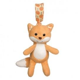 Fox Stroller Toy