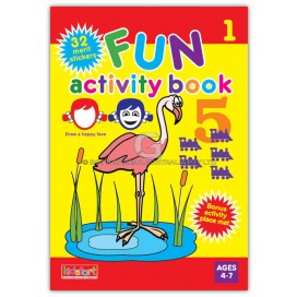 Fun Activity Book