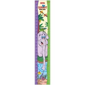 Elephant Height Chart