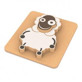 3D Sheep Puzzle