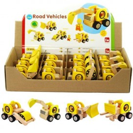 Road Vehicles Display Box