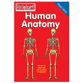 Human Anatomy Wipe Clean Book
