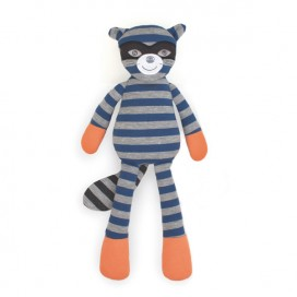 Robbie Raccoon Organic Plush Toy