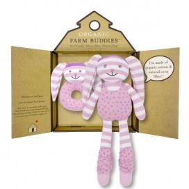 Hip Hop Bunny Organic Gift Set