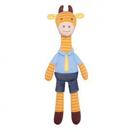 George Giraffe Organic Plush Toy