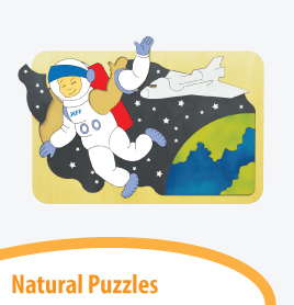 Andzee Natural Puzzles