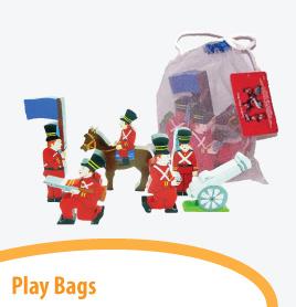 play bags