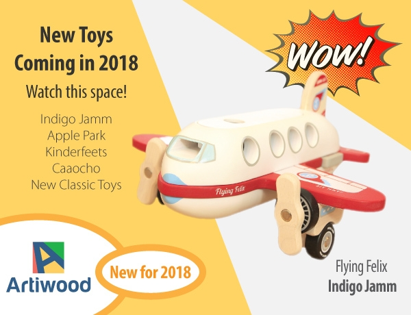 new toys 2018