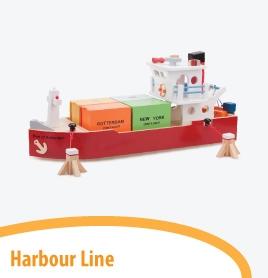 harbour line