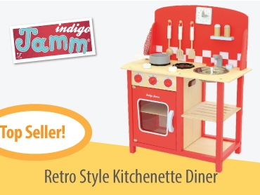 kitchenette diner banner