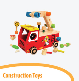 kitset and construction toys