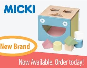 new micki banner
