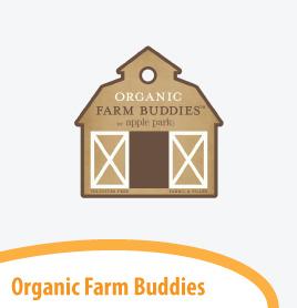 organic farm buddies logo