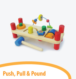 pound push and pull