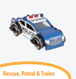 rescue patrol trains