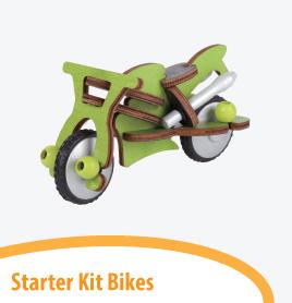 starter kit bikes