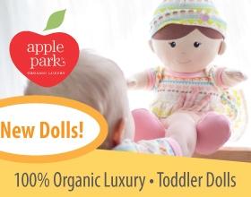 apple park new toddler dolls