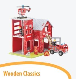 wooden classics